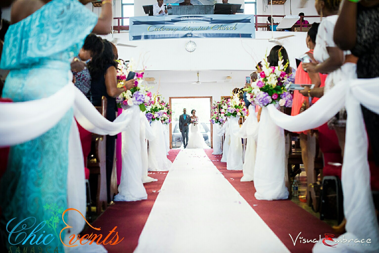 Cruise ship weddings in Jamaica | Chic-Events Jamaica